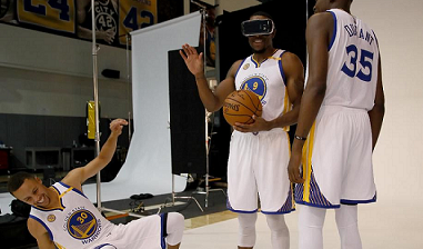 The Players Technology Summit Shows How Silicon Valley Is Helping The Warriors Stay On Top